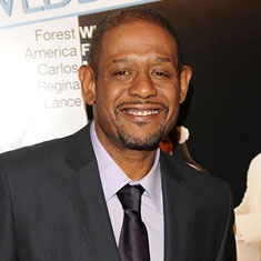 Forest Whitaker, Master Thespian