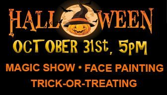 Halloween Fright Night, Bridlewood Mall, Scarborough