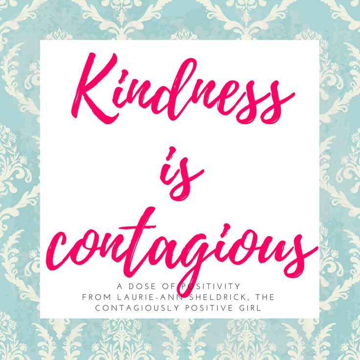 In today's new blog post, I'm talking about the energy of giving and how kindness is contagious when we give for no other reason other than to make someone else feel good.