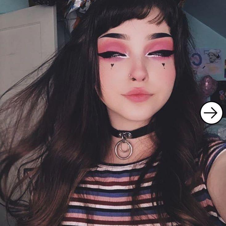 20 Inspiration Of Egirl Makeup You Can