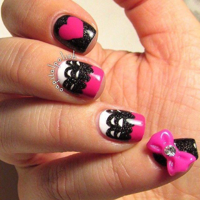 Instagram photo by capitalpolish #nail #nails #nailart