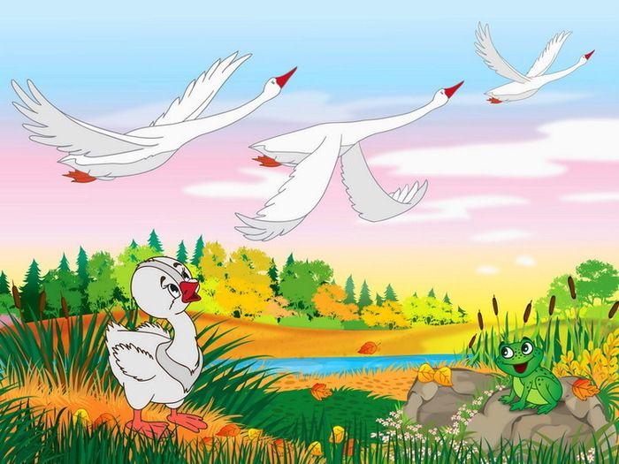 Фото лебедей целующихся странствующий