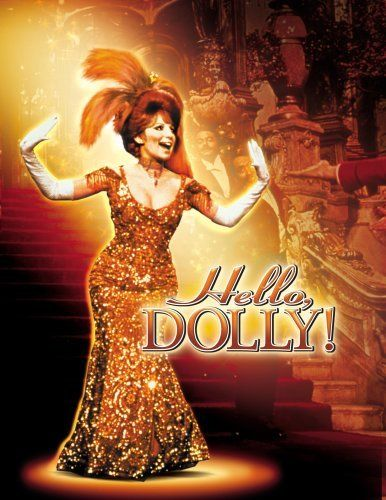 Hello Dolly, Barbara Streisand - we saw this dress at the V exhibition....absolutely stunning!!