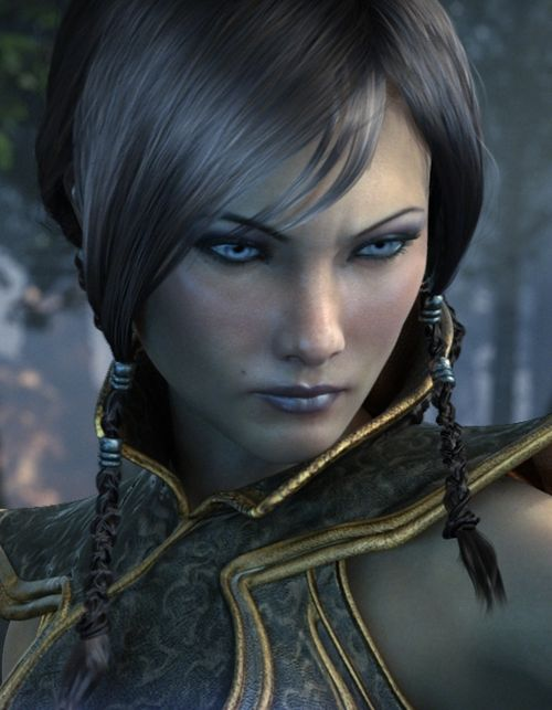 Satele Shan - Grand Master of the Jedi Order in Star Wars The Old Republic.