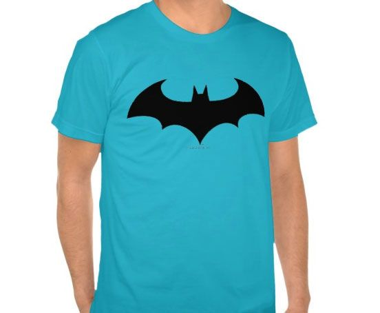 Bat Icon T-shirt Design