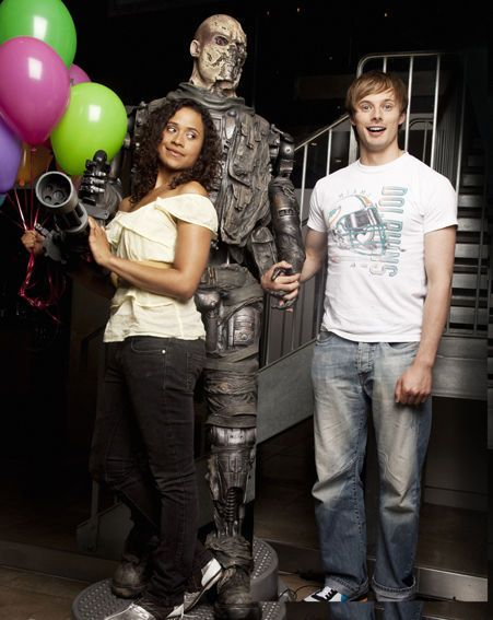 OK Magazine - Bradley James and Angel Coulby #Merlin