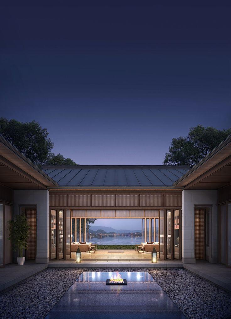 苏州澜庭酒店--项目展示--GOA(大象设计)