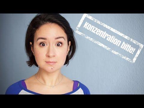 Tipps für mehr Konzentration | Studium | Prüfungszeit - YouTube