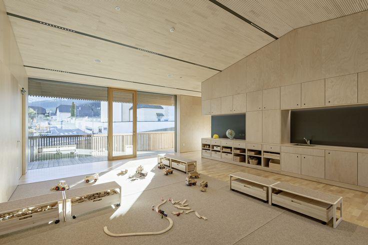 Gallery of Kindergarten Valdaora di Sotto / feld72 - 3