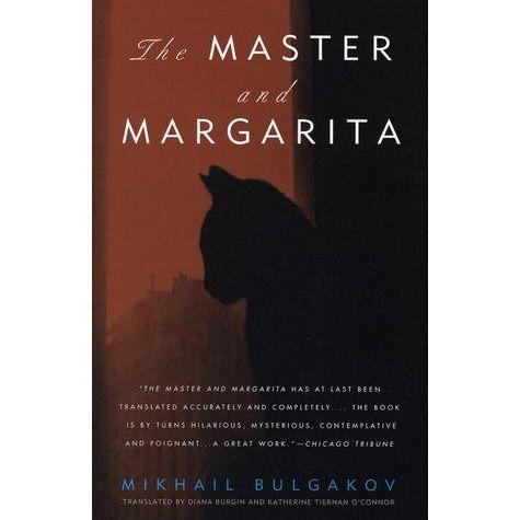 Nov/Dec ¦¦ The Master & Margarita by Mikhail Bulgakov