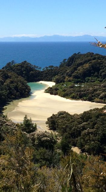 Abel Tasman, Südinsel Neuseeland