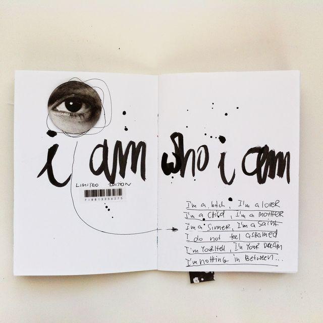 Get Messy art journal journaling ideas inspiration Tumblr