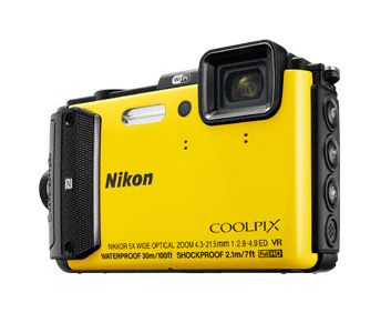 COOLPIX AW130 Waterproof Shockproof COOLPIX Kompaktkameras Digitalkameras