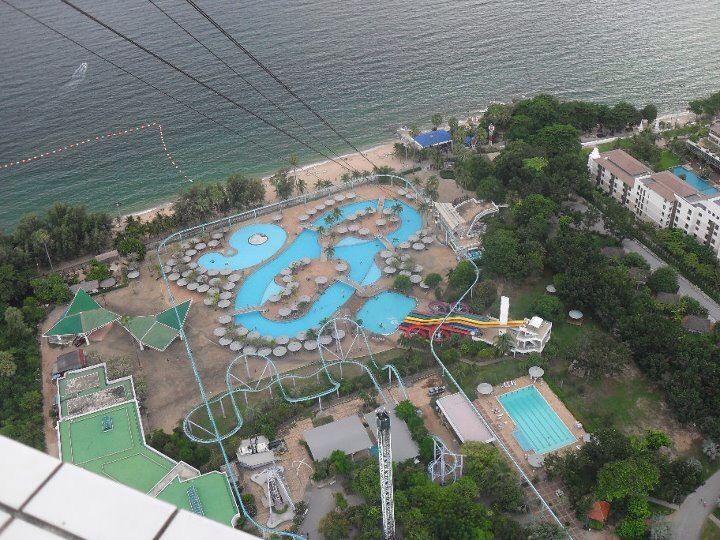Pattaya Park Resort Hotel, Thailand