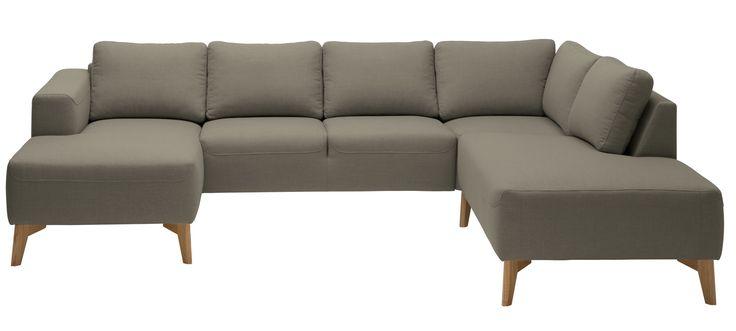 sofa u form jenni sofas kaufen wohnzimmer. Black Bedroom Furniture Sets. Home Design Ideas
