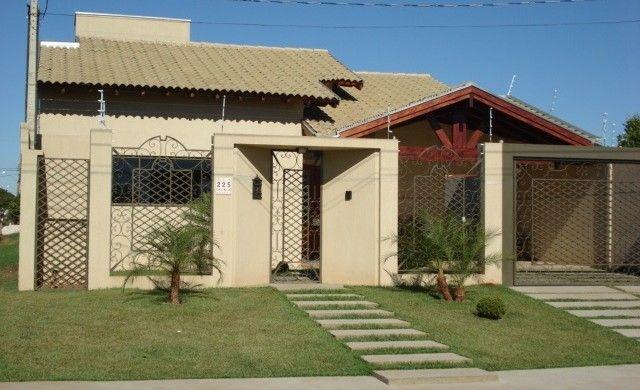 Decoração e Projetos – Fotos de casas com telhados coloridos e modernos