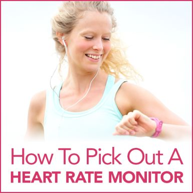 How To Pick Out A Heart Rate Monitor | via @Chris Freytag- Health & Fitness Expert