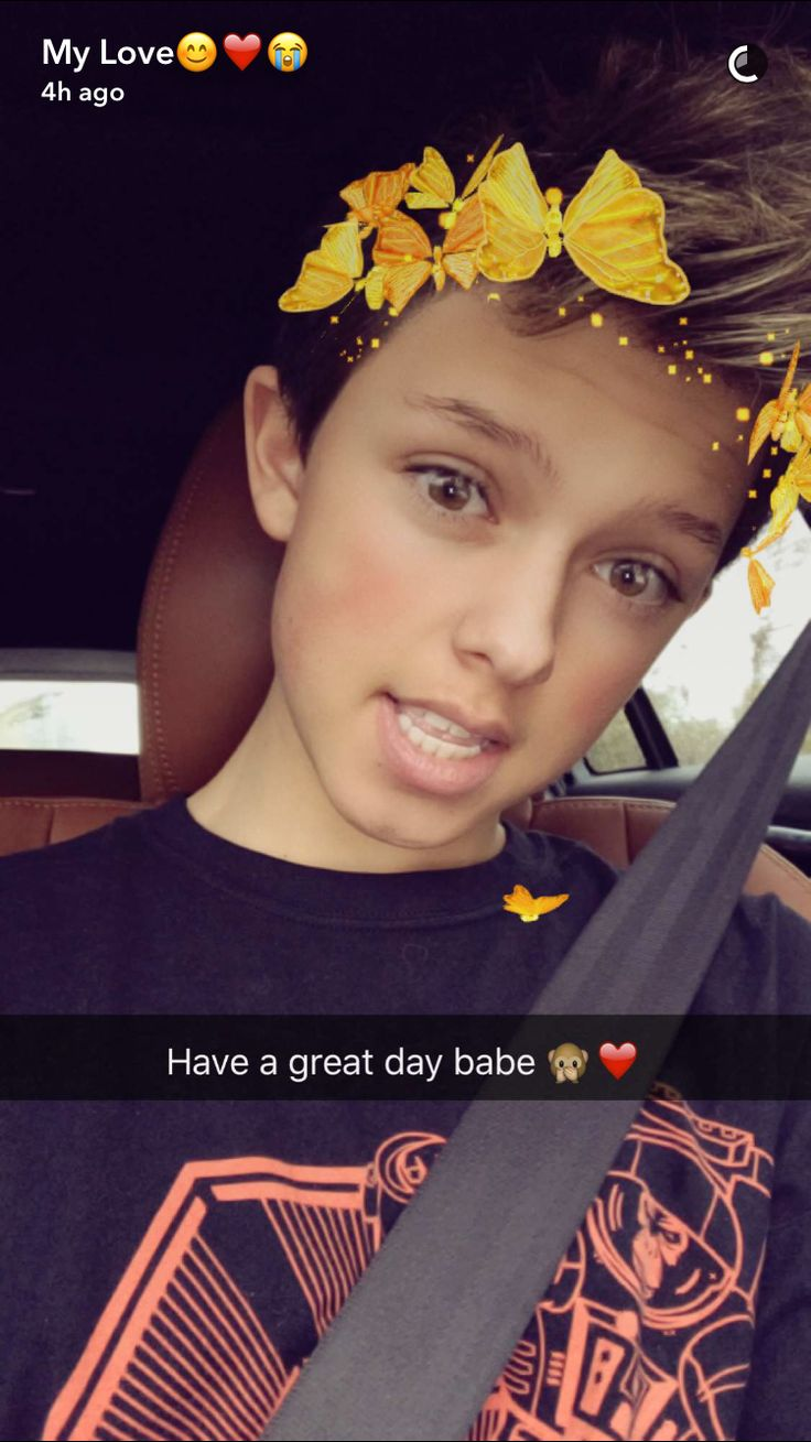 I hope you have a good day to I love you ❤️
