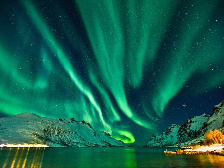 The 8 Best Places to See The Northern Lights