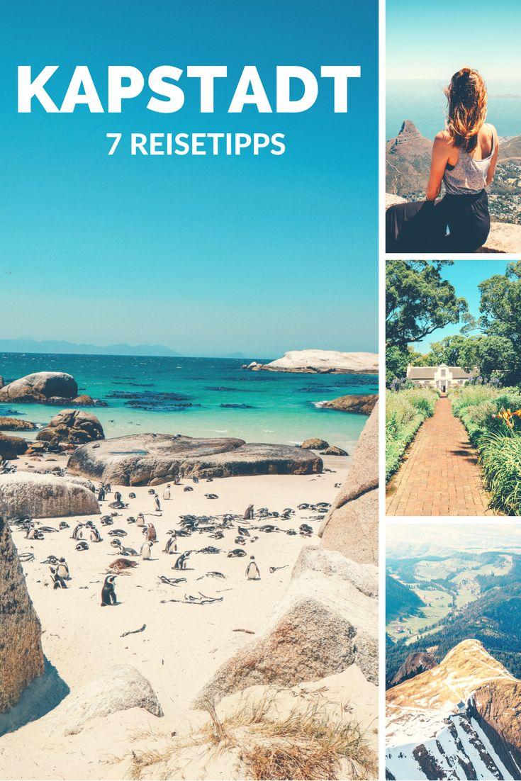 7 Reisetipps für den schönsten Kapstadt Urlaub in Südafrika