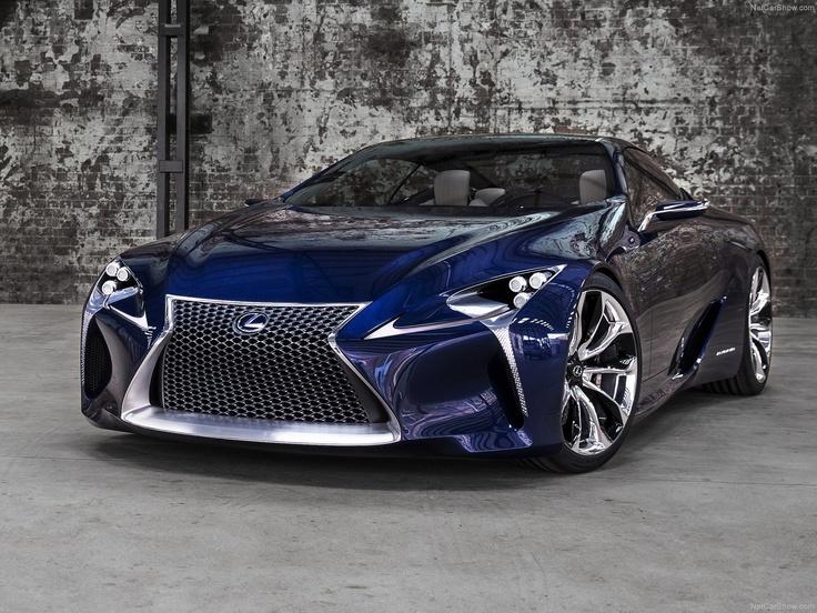 Gentil Lexus LF LC