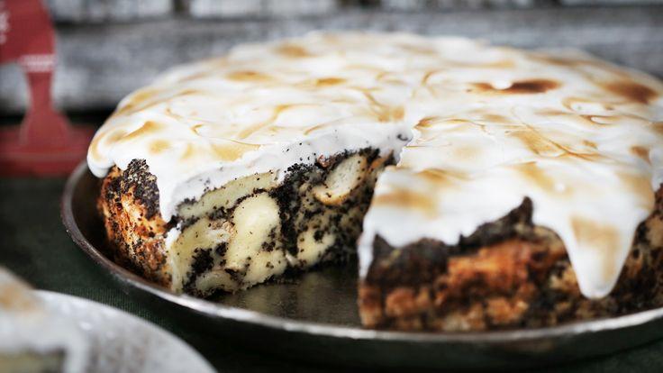 Mi jobb a mákos gubánál? Hát a mákosguba torta! • Fördős Zé Magazin