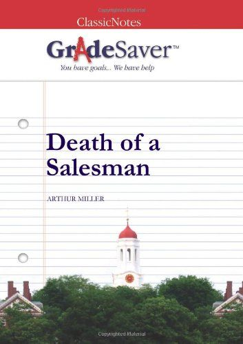 Death of a salesman essay prompts