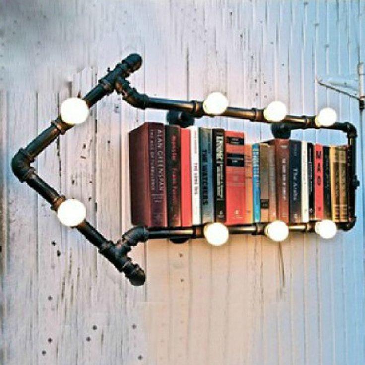 Online kopen Wholesale vintage boekenplank uit China vintage ...