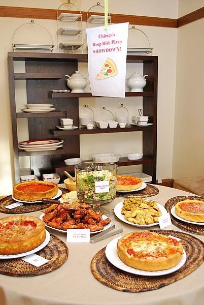 Chicago's Deep Dish Pizza Showdown!
