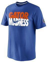 Florida Gators Nike Basketball Madness T-Shirt #Gators http://www.fansedge.com/Florida-Gators-Basketball-Madness-T-Shirt-_-425159511_PD.html?social=pinterest_pfid66-57510