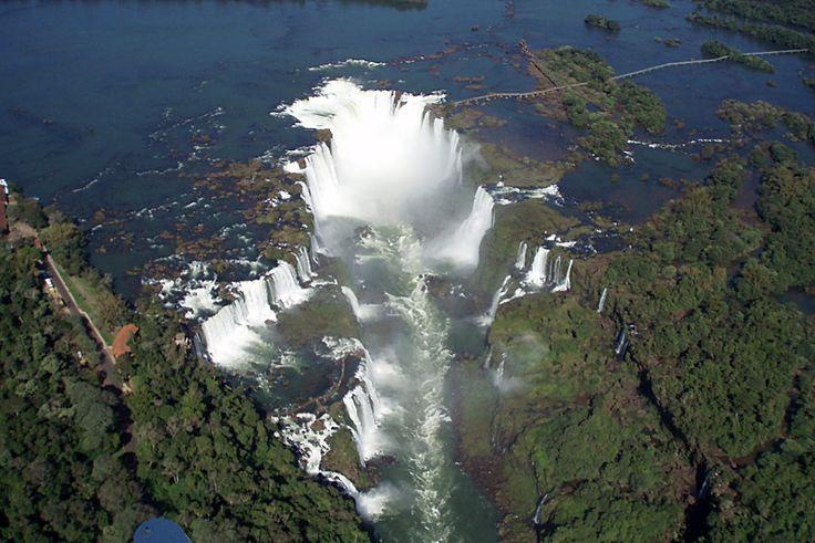 Devil's Throat, Iquazu Falls, ARGENTINA/BRAZIL