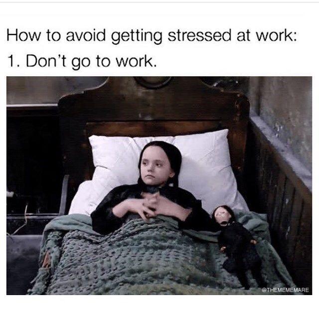 34 Dark Yet Relatable Memes That Ll Satisfy Your Inner Goth Work Memes Work Humor Funny Memes
