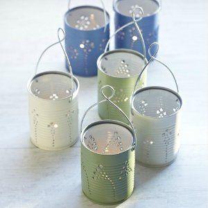Stunning DIY Lanterns