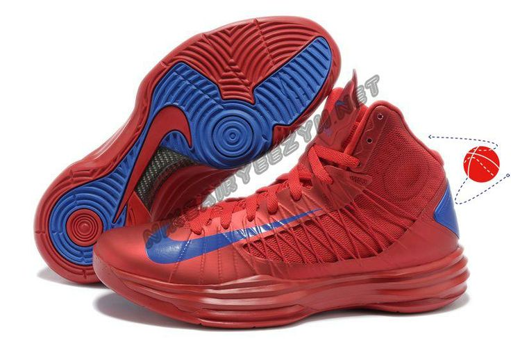 Buy Nike Lunar Hyperdunk 2013 Womens University Red Game Royal Halloween Treats Price