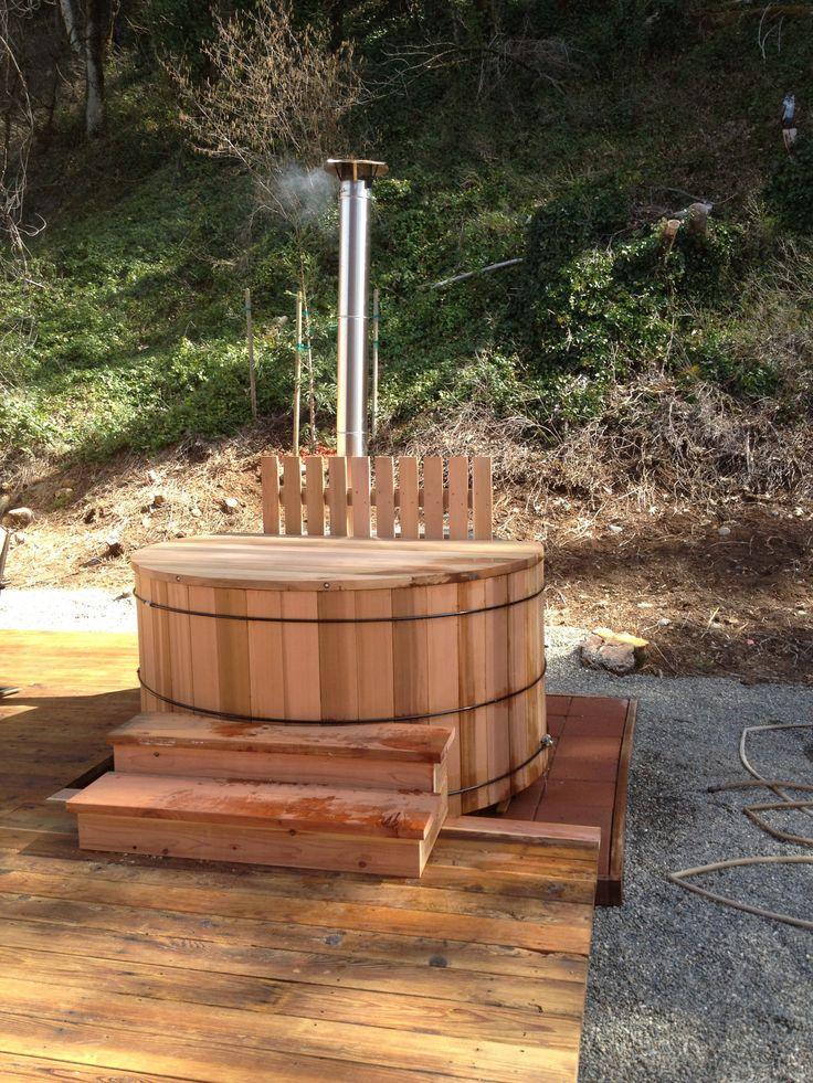 Deck Ideas With Hot Tub
