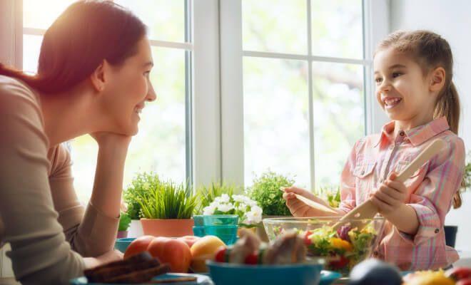 Οι 10 εντολές του καλού γονιού