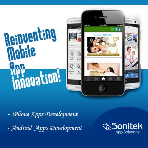 Mobile Apps that Work for Your Business! #iPhoneApps #AndroidApps