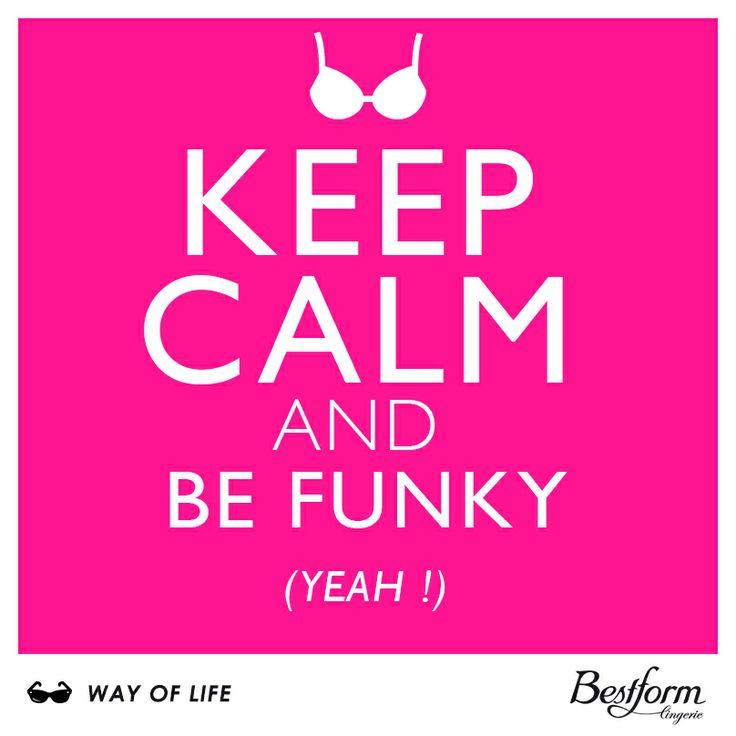 Restons calme…et ajoutons un grain de folie à notre vie !