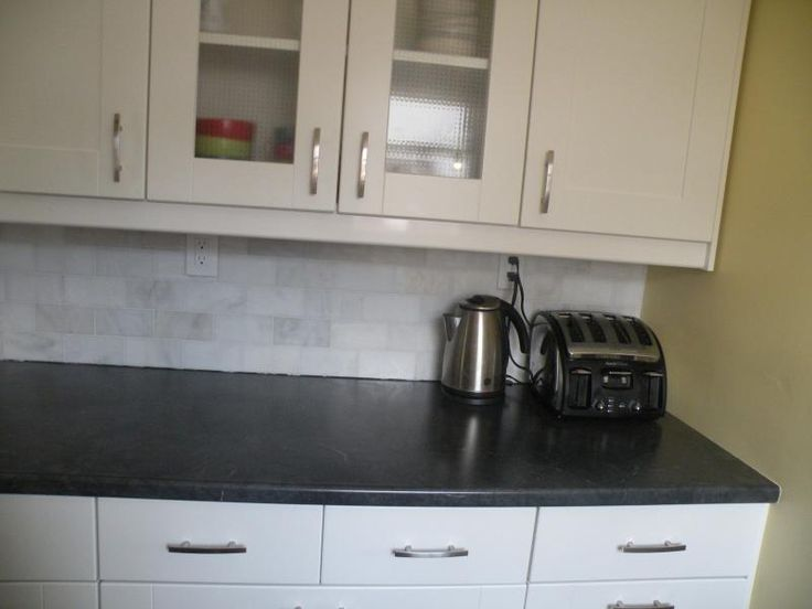 Soapstone Like Laminate Real Life Pic Of Wilsonart Black