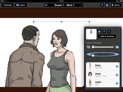ipad storyboard app free