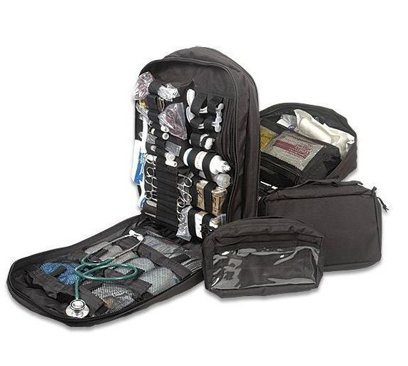 STOMP Stocked Medical Kit Military First Aid