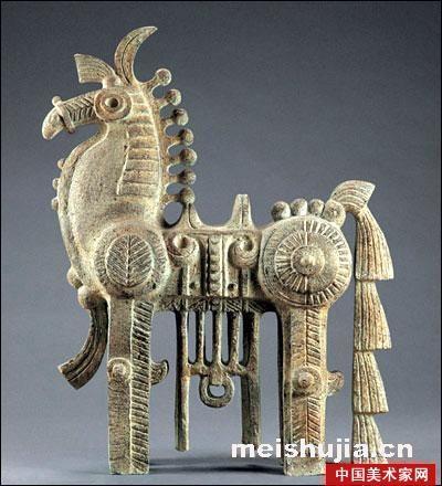 韩美林雕塑 - Google Search