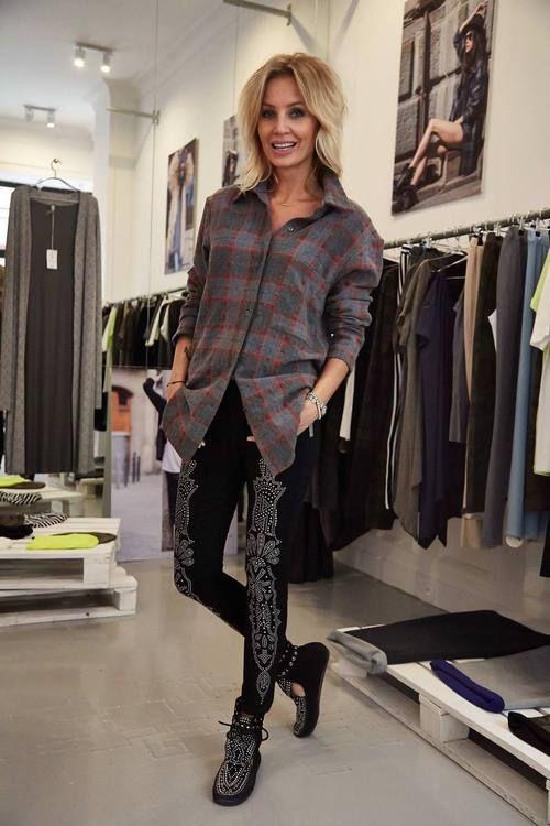 #simi #set #style #grunge #punk #fashion #plaid#beanie#model#girl#inspire#agnieszkaszulim