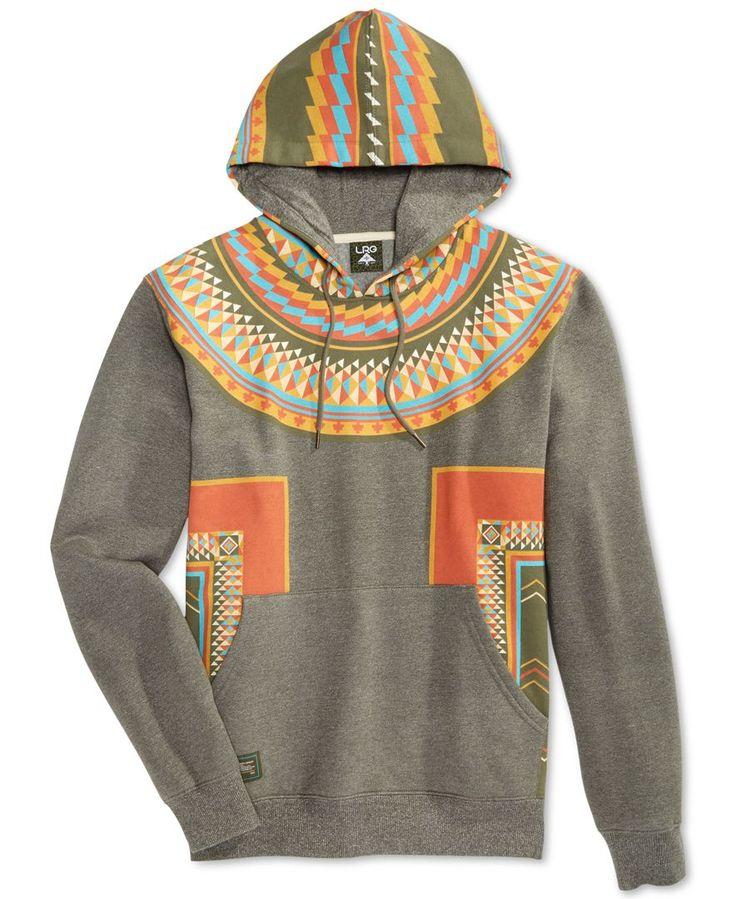 Lrg Dashiki Hoodie Sweatshirt