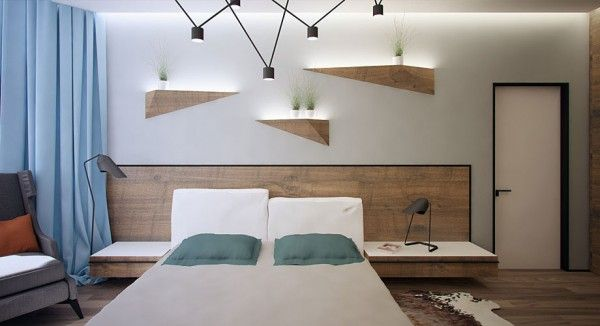 Cool bedside tables!
