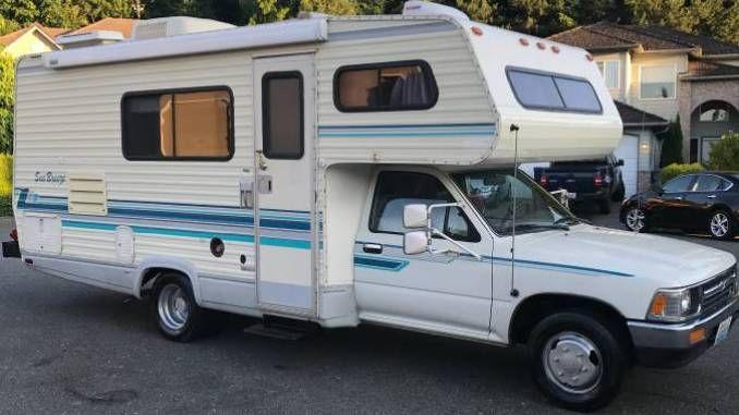 81 best Motorhome Ads images on Pinterest | Camper ...