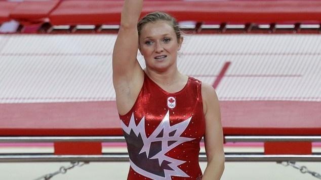 My idol in trampolining ♥♥ ROSIE olympic gold medalist!