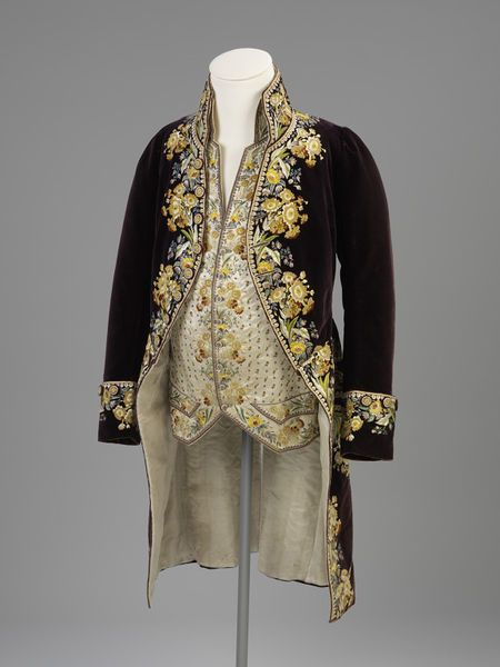 Court coat and waistcoat | V&A Search the Collections