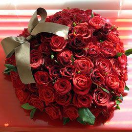 [100송이]Rose & My 100 heart