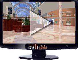 Visite du salon virtuel de l'habitat Batilogis